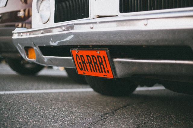 The Rise of Crypto Inspired Number Plates